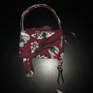 lanyard and coin purse